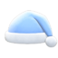 Terry-Cloth Nightcap (Light Blue) NH Icon.png