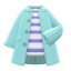 Top Coat (Light Blue) NH Icon.png
