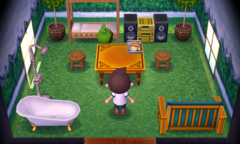 Prince's house interior