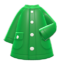 Raincoat (Green) NH Icon.png