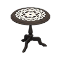 Antique Mini Table (Black) NH Icon.png