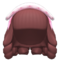 Gothic Headdress (Pink) NH Icon.png