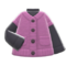 Humble Sweater (Purple) NH Icon.png