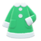 Terry-Cloth Nightgown (Green) NH Icon.png