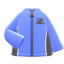 Track Jacket (Light Blue) NH Icon.png