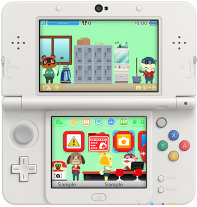 3DS Theme - Animal Crossing Happy Home Designer.png