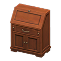Antique Bureau (Brown) NH Icon.png