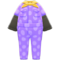 Coveralls with Arm Covers (Purple) NH Icon.png