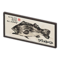 Fish Print (Black Bass) NH Icon.png