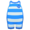 Horizontal-Striped Wet Suit (Blue) NH Icon.png