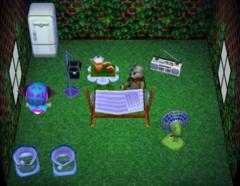Nate's house interior