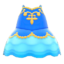 Ballet Outfit (Blue) NH Icon.png