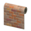 Brown-Brick Wall
