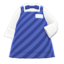Diner Apron (Blue) NH Icon.png