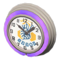 Diner Neon Clock (Purple - Blue Bee) NH Icon.png