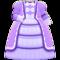Fashionable Royal Dress (Purple) NH Icon.png