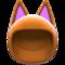 Cat Cap (Brown) NH Icon.png