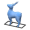 Illuminated Reindeer (Blue) NH Icon.png