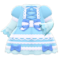 Lace-Up Dress (Blue) NH Icon.png