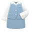 Office Uniform (Gray) NH Icon.png