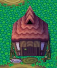 Astrid's house exterior