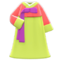 Chima Jeogori (Yellow-Green) NH Icon.png