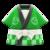 Happi Tee (Green) NH Icon.png