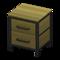 Ironwood Dresser (New Horizons) - Animal Crossing Wiki ... on Animal Crossing Ironwood Dresser  id=30787