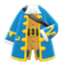 Sea Captain's Coat (Blue) NH Icon.png