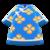 Silk Floral-Print Shirt (Blue) NH Icon.png