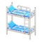 Bunk Bed (White - Space) NH Icon.png