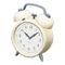 Old-Fashioned Alarm Clock (White) NH Icon.png