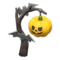 Spooky Standing Lamp (Yellow) NH Icon.png