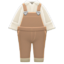Denim Overalls (Beige) NH Icon.png