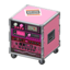 Effects Rack (Pink - Chic Logo)