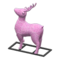 Illuminated Reindeer (Pink) NH Icon.png