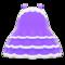 Dollhouse Dress (Purple) NH Icon.png