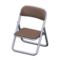 Folding Chair (Brown) NH Icon.png