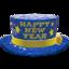 New Year's Silk Hat