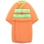 Simple Visiting Kimono (Orange) NH Icon.png