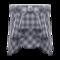 Draped Skirt (Gray) NH Icon.png