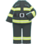 Firefighter Uniform (Black) NH Icon.png