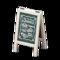 Menu Chalkboard (White) NH Icon.png