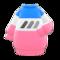 Oversized-Sweats Dress (Pink) NH Icon.png