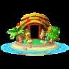 Tortimer Island SSB4 Trophy (3DS).png
