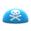 Pirate Bandanna (Blue) NH Icon.png