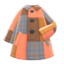 Patchwork Coat (Brown) NH Icon.png