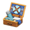 Picnic Basket (Blue) NH Icon.png
