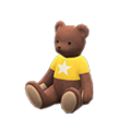 Baby Bear (Choco - Star) NH Icon.png
