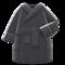 Bathrobe (Black) NH Icon.png